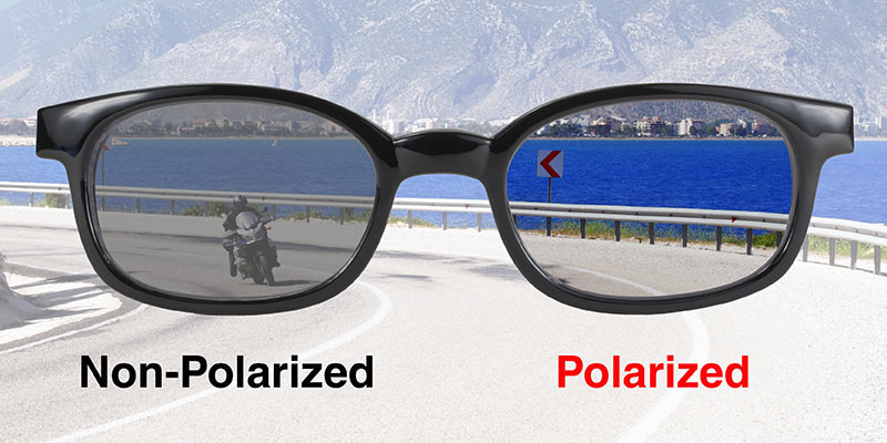 b47c83fb621 To Polarize or Not to Polarize  A Motorcyclist s Eyewear Decision