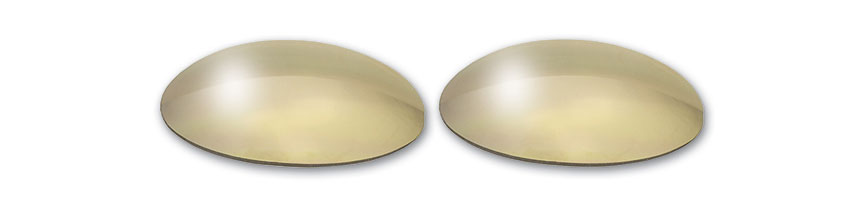 Airfoil 7600 Series Gold Mirror Lens