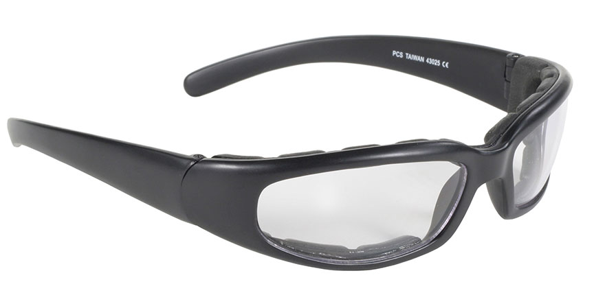 Rally - Clear/Black 43025