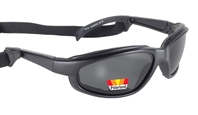 Freedom - Polarized Grey/Black