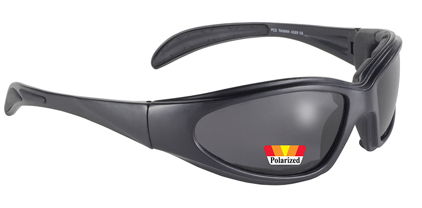 Chopper - Polarized Grey/Black 4369