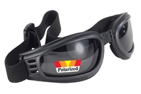 Kickstart Nomad - Polarized Smoke/Black