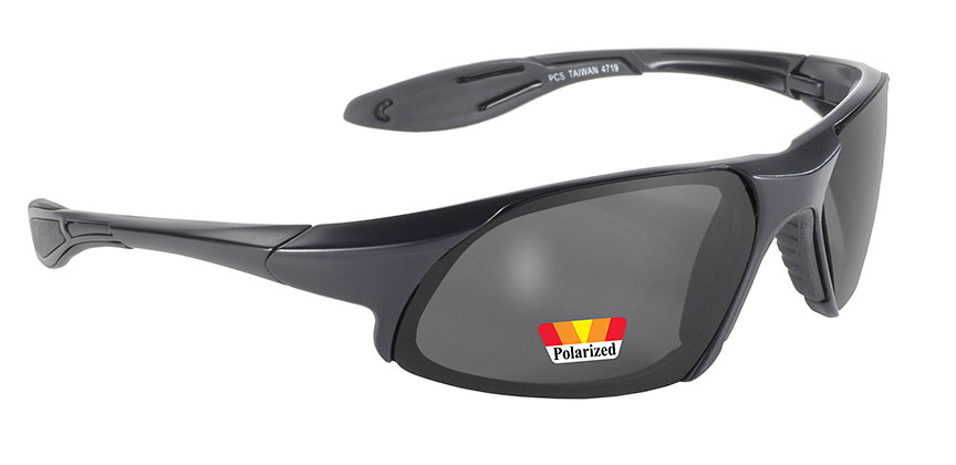 Fairing - Polarized Smoke and Brown Interchangeable Lenses 4719