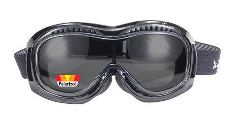 Airfoil 9319 - Polarized Smoke - Can Be Worn Over Eyeglasses! 9300