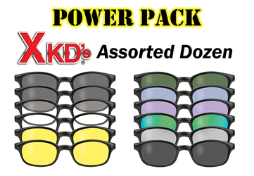 12 Pair X-KDS 1002 Power Pack