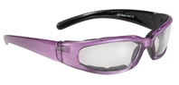 Chix Rally - Clear/Purple