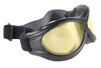 The Beast - Yellow/Black - Can Be Worn Over Some Eyeglasses!