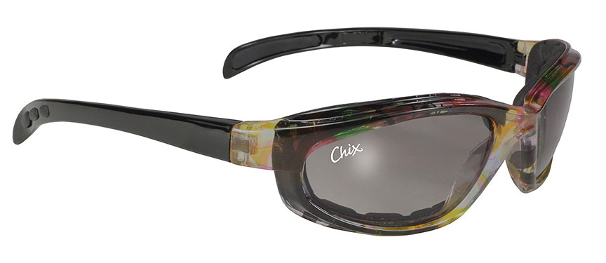 Chix - Jewel Grey Fade/Multi-Color Frame 68023