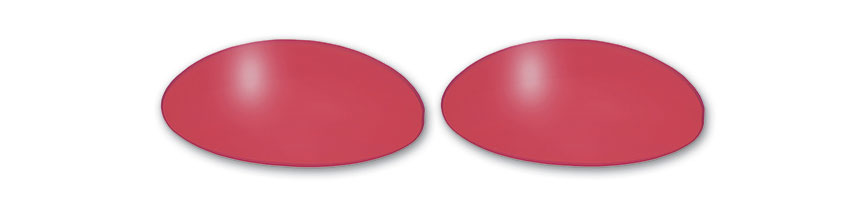 Airfoil 7600 Series Rose Lens