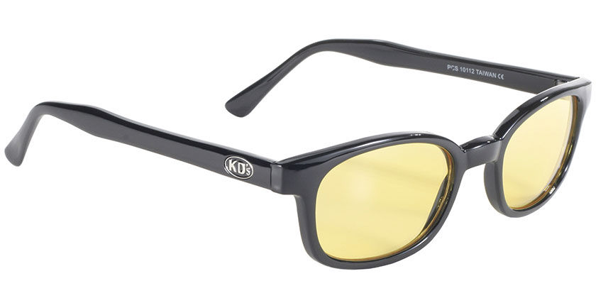 X - KDs - 10112 Yellow Lens KD Sunglasses, XKD Sunglasses Yellow Lens Sunglasses