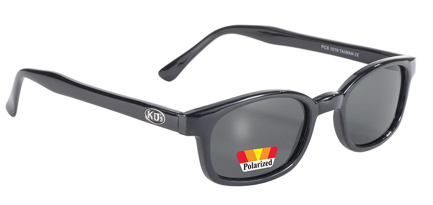 X - KDs - 1019 Polarized Grey Lens polarized motorcycle sunglass, gray polarized biker sunglass, cheap polarized sunglass, polarized xkds