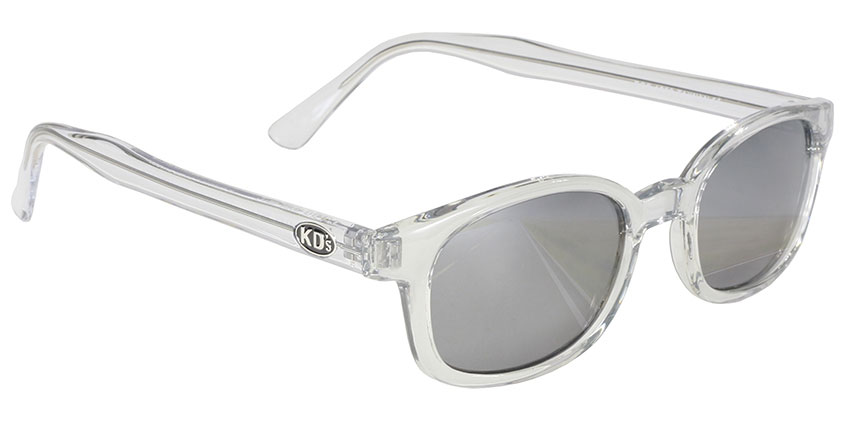 Chill X - KDs - 1200 Silver Mirror kds, 2126