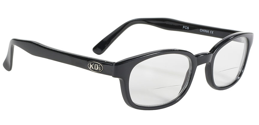 X-KD Readers Clear Lens 2.50 kds, 28150