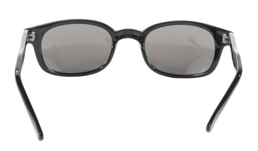 Original KD/'s SILVER MIRROR Sunglasses Motorcycle Glasses With Pouch 20110