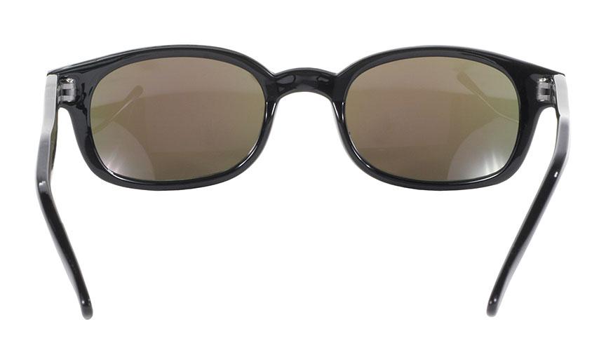 KD's Original 1 Pair Colored Mirror Lens Old School Biker Sunglasses 20118
