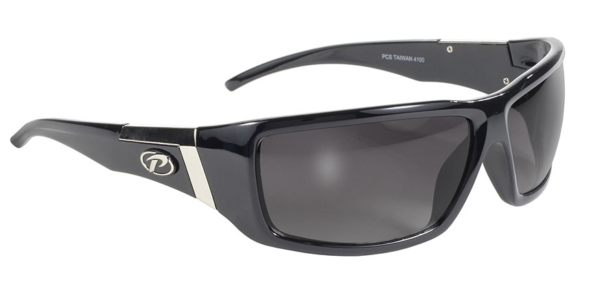 Legend - Grey Lens/Black Frame 4100