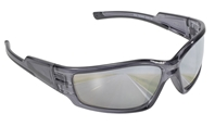 Vectra Z87.1 - Smoke W/Light Silver Mirror/Black