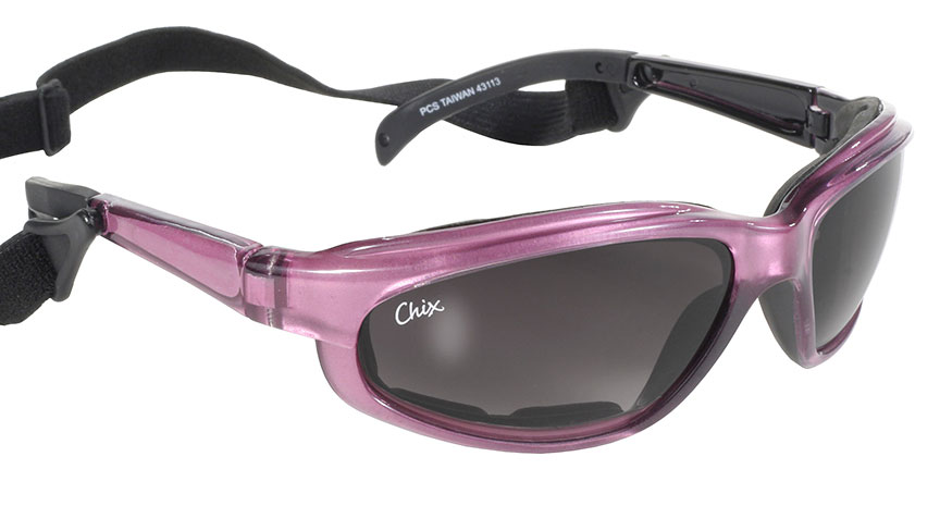 Chix - Freedom Grey Fade/Pearl Purple 43113