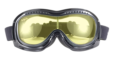 Airfoil 9312 - Yellow - Can be worn over eyeglasses! 9312